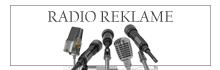 Naše reklame na radio stanicama